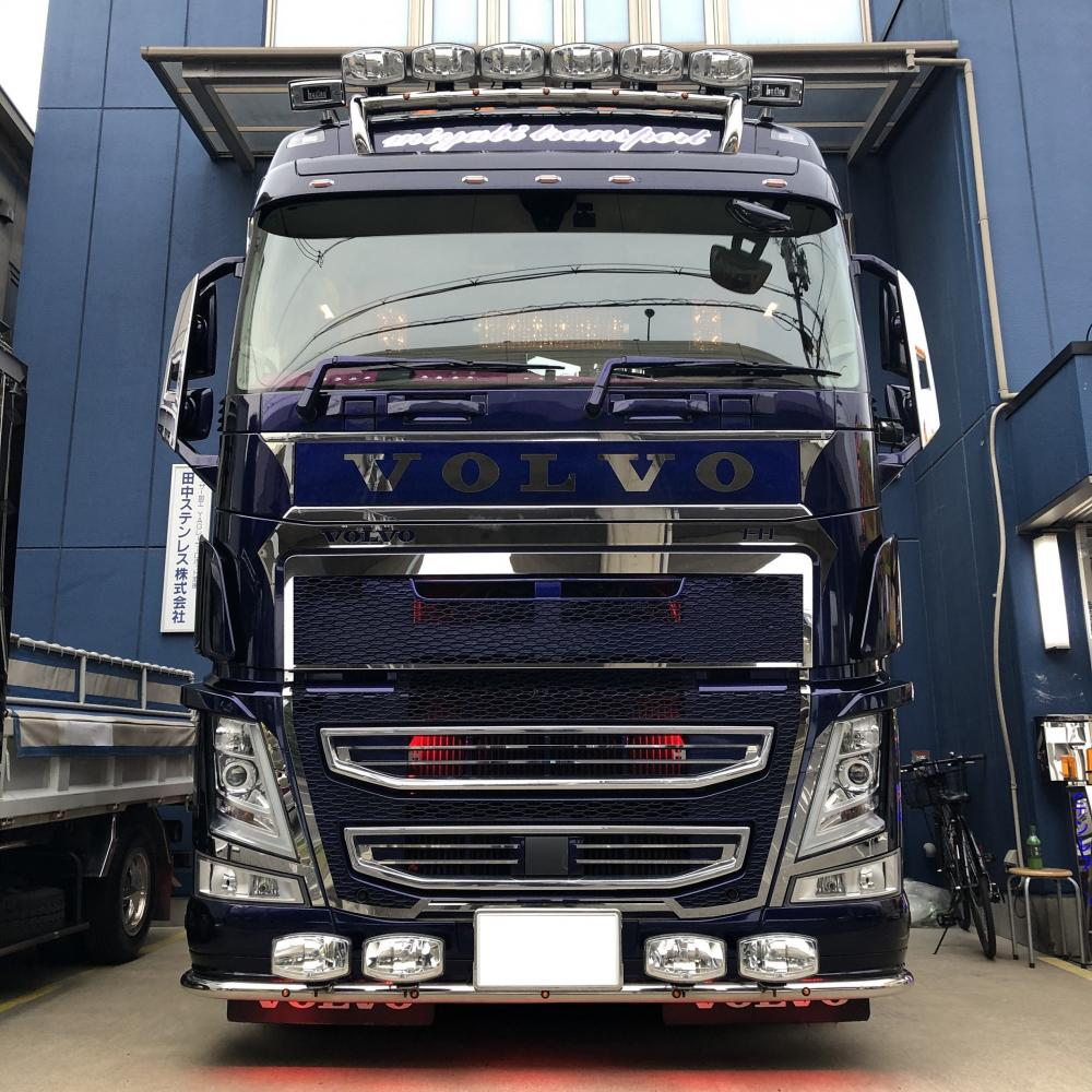 LightFix Roof light bar 70 for VOLVO FH4 <ライトフィックス ハイバー>