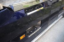 Skirt Steps Cover for VOLVO FH4 <サイドスカートステップカバー>