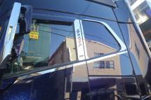Door Pillar Kit R/L for VOLVO FH4 <ドアピラーキット>