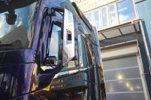 Home Country Mirror L for VOLVO FH4 <本国ミラー 左>