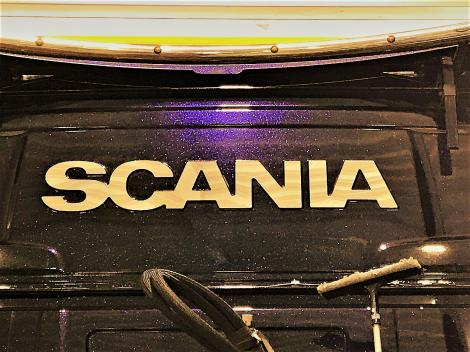 ☆Back Cabin Application for SCANIA NEXT GENERATION R&S☆<バックキャビン スカニア>