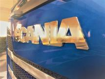 Scania Lighting Emblem <スカニア自光式エンブレム>
